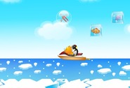 Jet-ski-game-with-a-pig-and-a-penguin-fish-rescue