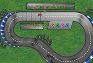 Mini-f1-racing-game