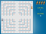 Jeu-pacman-f1-drive-and-dodge